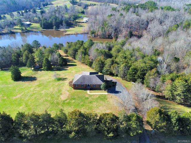 1321 Rivanna Woods Drive, Fork Union, VA 23055 (MLS #2036792) :: The Redux Group