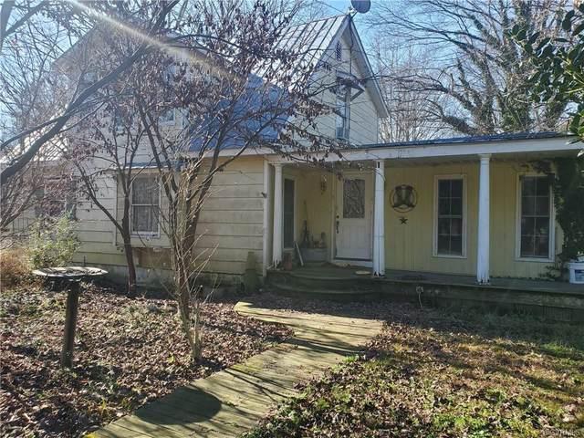 5831 Monguy Road, Charles City, VA 23030 (MLS #2036880) :: Treehouse Realty VA