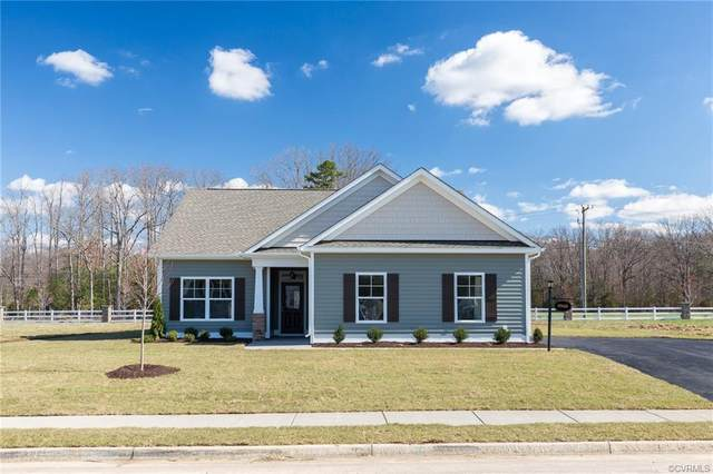 TBD Chapman Street, Ashland, VA 23005 (MLS #2036947) :: The Redux Group