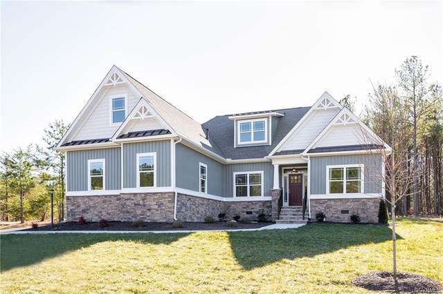 TBD Chapman Street, Ashland, VA 23005 (MLS #2036954) :: Blake and Ali Poore Team