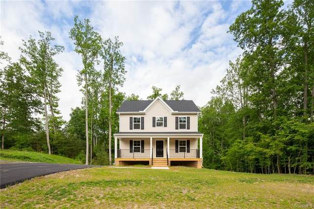 TBD Chapman Street, Ashland, VA 23005 (MLS #2036983) :: The Redux Group