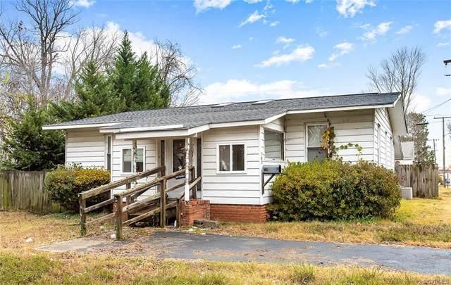 701 N 10th Avenue, Hopewell, VA 23860 (MLS #2036997) :: The Redux Group