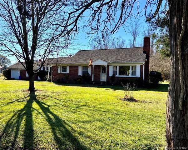 9260 Robins Neck Road, Gloucester, VA 23061 (MLS #2037008) :: Treehouse Realty VA