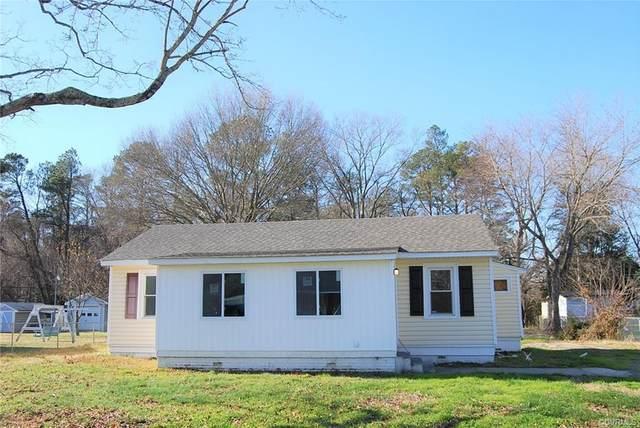 7 S Confederate, Sandston, VA 23150 (MLS #2037021) :: Treehouse Realty VA