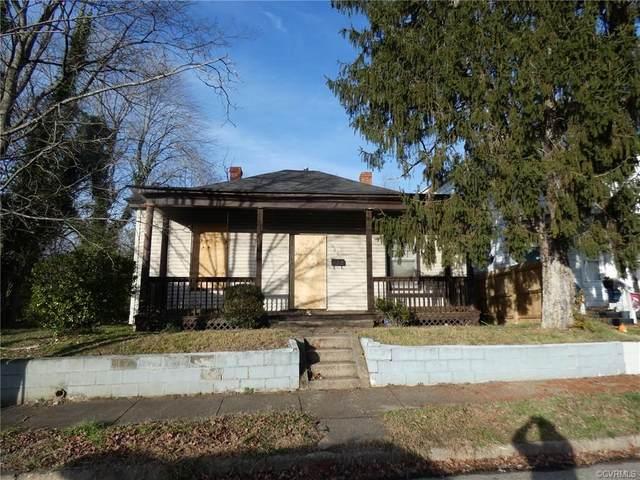 606 Hazelhurst Avenue, Richmond, VA 23222 (MLS #2037034) :: Treehouse Realty VA