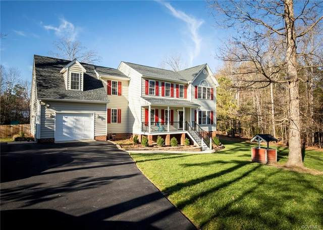 12406 Balta Road, Chesterfield, VA 23838 (MLS #2037061) :: Small & Associates