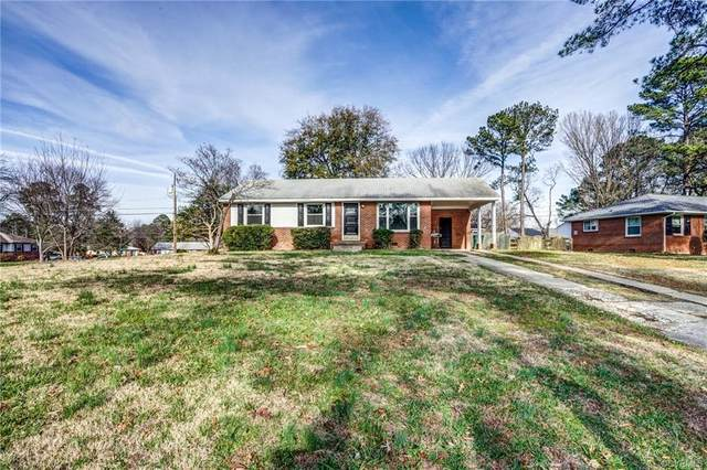 8718 Greycliff Road, Henrico, VA 23294 (MLS #2037074) :: Village Concepts Realty Group