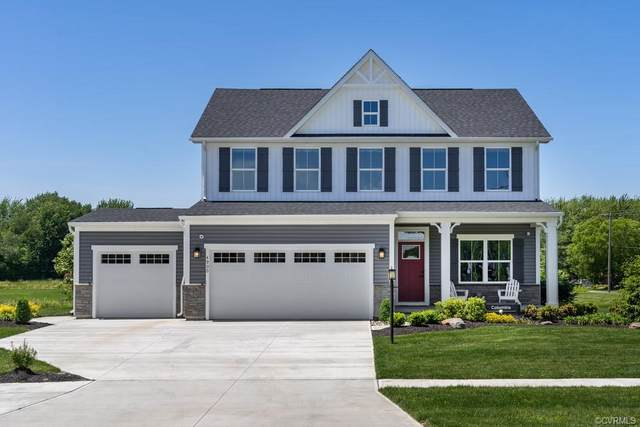 9244 Fairfield Farm Court, Mechanicsville, VA 23116 (MLS #2037107) :: Treehouse Realty VA