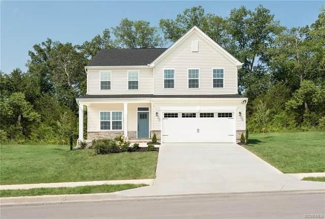 9260 Janeway Drive, Mechanicsville, VA 23116 (MLS #2037108) :: Treehouse Realty VA