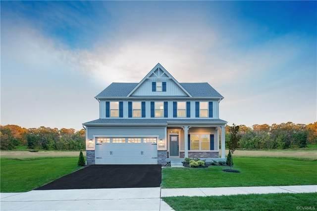 1018 Ingot Place, Chesterfield, VA 23237 (MLS #2037204) :: Treehouse Realty VA
