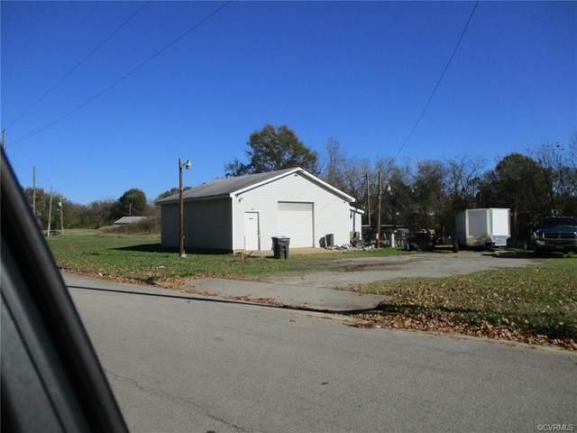 701-703 Old Halifax Road, Emporia, VA 23847 (MLS #2037209) :: The Redux Group