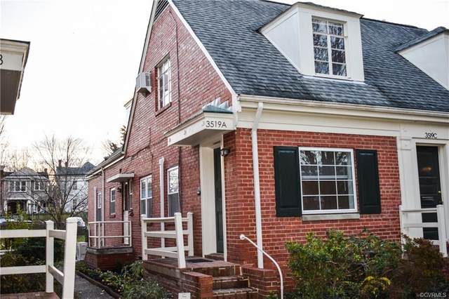 3519A Hanover Avenue A, Richmond, VA 23221 (MLS #2037268) :: Treehouse Realty VA
