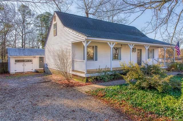 3212 Carlisle Avenue, Hopewell, VA 23860 (MLS #2037377) :: Treehouse Realty VA