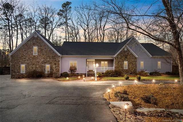 102 Battery Circle, Yorktown, VA 23692 (MLS #2037407) :: Treehouse Realty VA