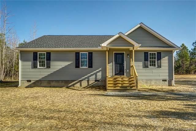 62 Sugar Fork Road, Cumberland, VA 23040 (MLS #2037417) :: Treehouse Realty VA