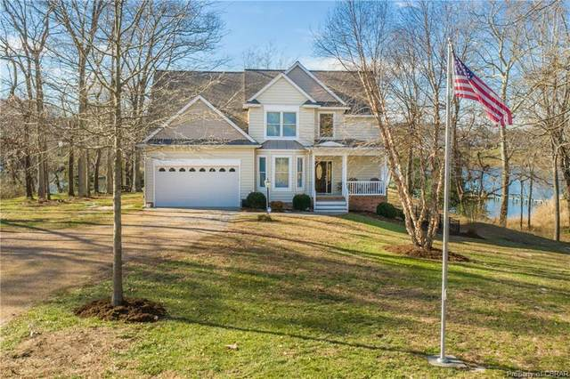 993 Whiting Creek Road, Locust Hill, VA 23092 (MLS #2037436) :: Small & Associates