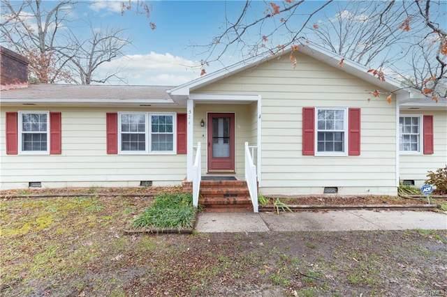 524 Briarwood Circle, Prince George, VA 23860 (#2037473) :: Abbitt Realty Co.