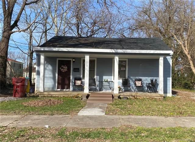 1113 Upper Appomattox Street, Petersburg, VA 23803 (MLS #2037497) :: Treehouse Realty VA