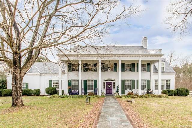 514 S Main Street, Lawrenceville, VA 23868 (MLS #2037505) :: Treehouse Realty VA