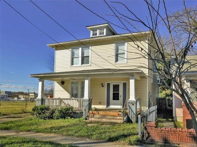1911 Maury Street, Richmond, VA 23224 (MLS #2037543) :: Village Concepts Realty Group