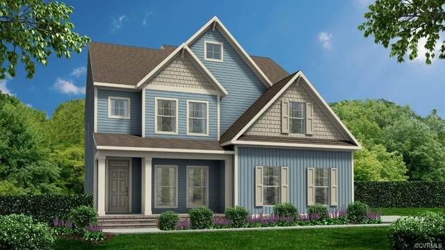 18012 Cove Creek Drive, Chesterfield, VA 23120 (MLS #2037655) :: Treehouse Realty VA