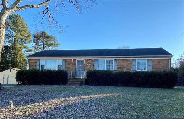 1464 Boisseau Drive, Petersburg, VA 23803 (MLS #2037658) :: Small & Associates