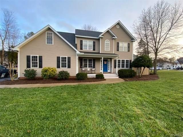 10419 Brynmore Drive, Chesterfield, VA 23237 (MLS #2037740) :: Treehouse Realty VA