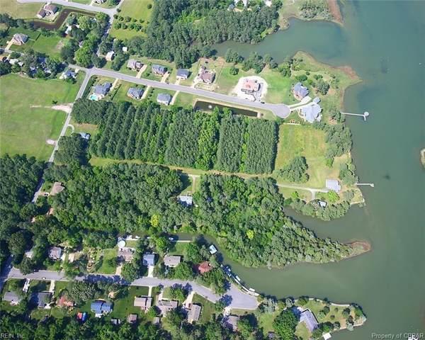 0 Pasture (17.3 Ac) Road, Poquoson, VA 23662 (MLS #2037777) :: Village Concepts Realty Group