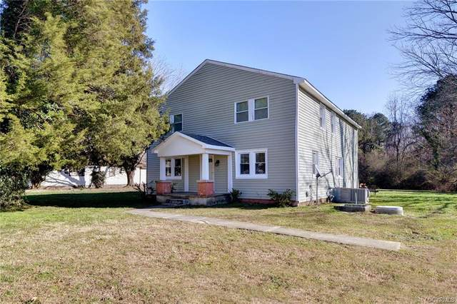458 Queens Creek Road, Williamsburg, VA 23185 (MLS #2037779) :: Treehouse Realty VA
