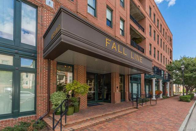 4940 Old Main Street #502, Richmond, VA 23231 (MLS #2037794) :: The Redux Group