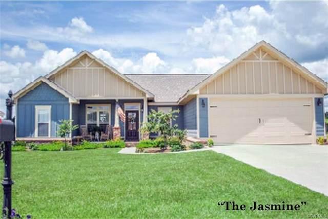 4 Trevors Bend Road, Charles City, VA 23030 (MLS #2037825) :: Treehouse Realty VA