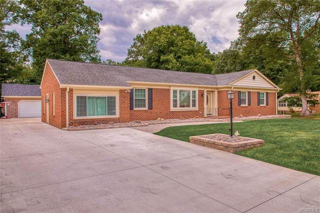308 Winston Avenue, Colonial Heights, VA 23834 (MLS #2037831) :: The Redux Group