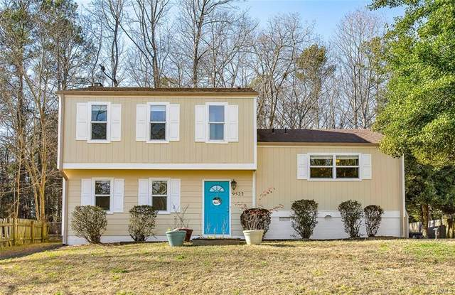 9522 Heather Ridge, North Chesterfield, VA 23237 (MLS #2037842) :: Small & Associates