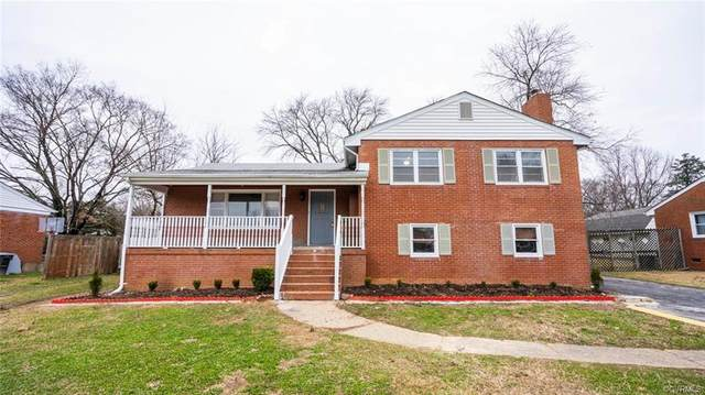 2402 Gurley Road, Richmond, VA 23294 (MLS #2037843) :: The Redux Group