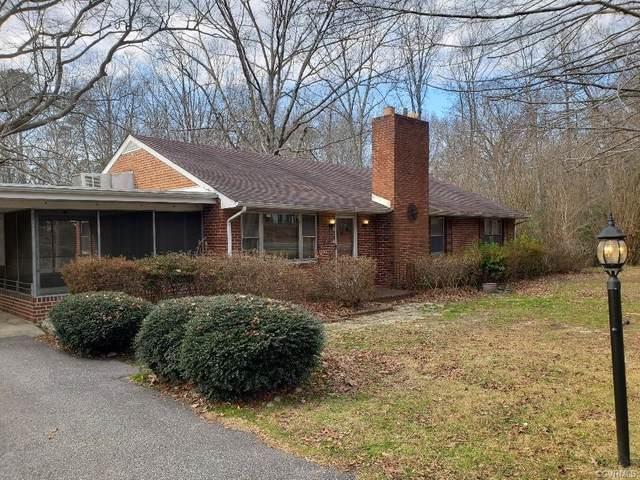 12710 Harrowgate Road, Chester, VA 23831 (MLS #2037856) :: Treehouse Realty VA