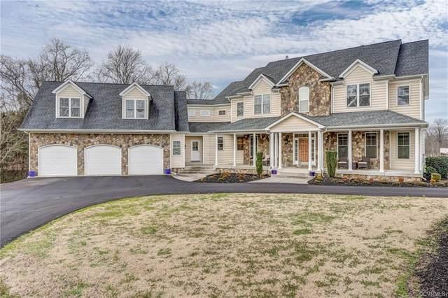 11 Woolfolk Drive, Mineral, VA 23117 (MLS #2037871) :: Treehouse Realty VA