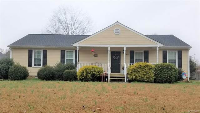 11424 Willow Lane, Disputanta, VA 23842 (MLS #2037881) :: The Redux Group