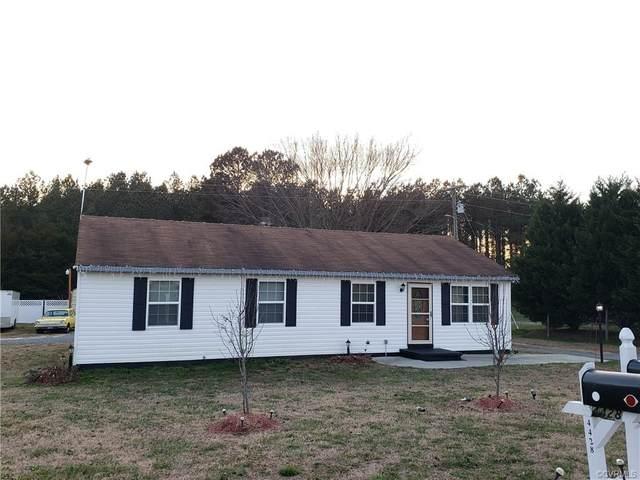 4429 Sunnyside Road, St Stephens Church, VA 23148 (MLS #2037891) :: Treehouse Realty VA