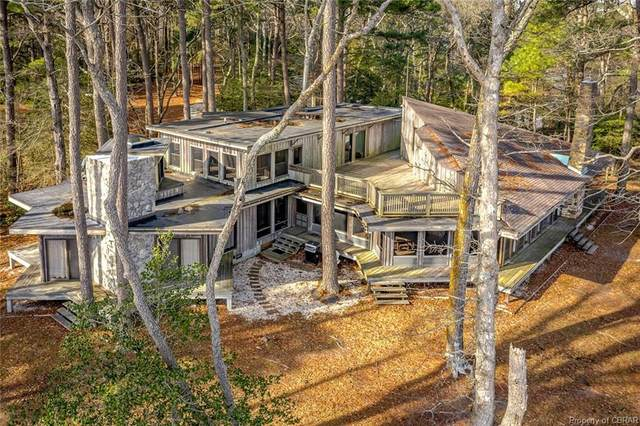 794 Gaskins Beach Road, Reedville, VA 22539 (MLS #2037892) :: Village Concepts Realty Group