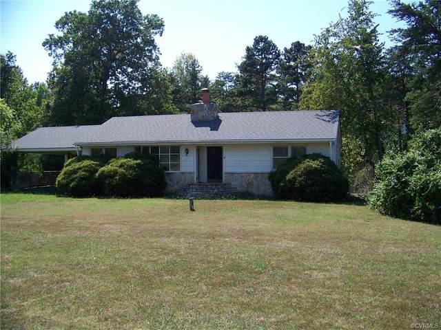 58 Mt Elba Road, Columbia, VA 23038 (MLS #2100001) :: Treehouse Realty VA