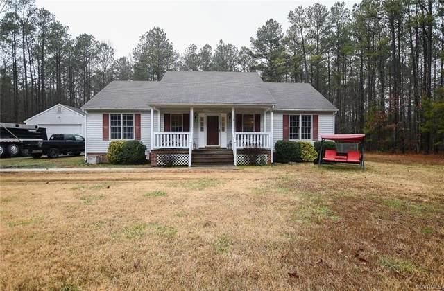 4385 Herring Creek Road, Aylett, VA 23009 (MLS #2100135) :: Treehouse Realty VA