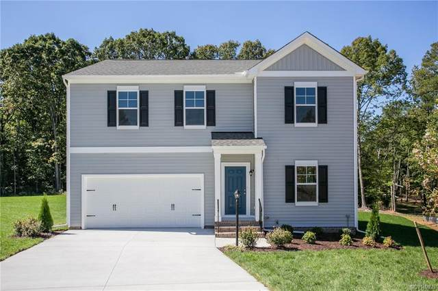 3706 Lacroix Way, Chesterfield, VA 23237 (MLS #2100138) :: Blake and Ali Poore Team