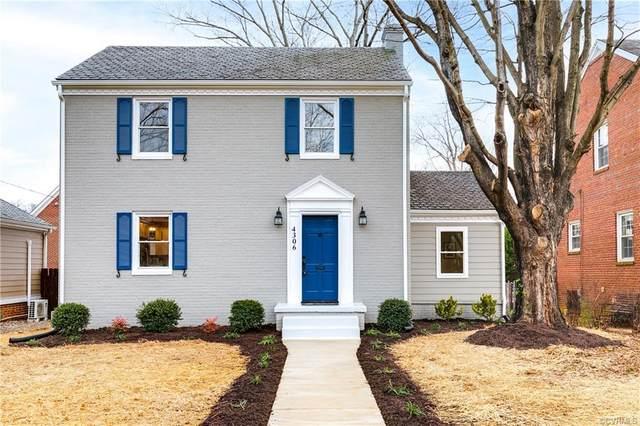 4306 Grove Avenue, Richmond, VA 23221 (MLS #2100148) :: Treehouse Realty VA
