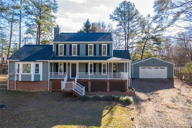 11 Natural Bridge Court, North Chesterfield, VA 23236 (MLS #2100157) :: EXIT First Realty