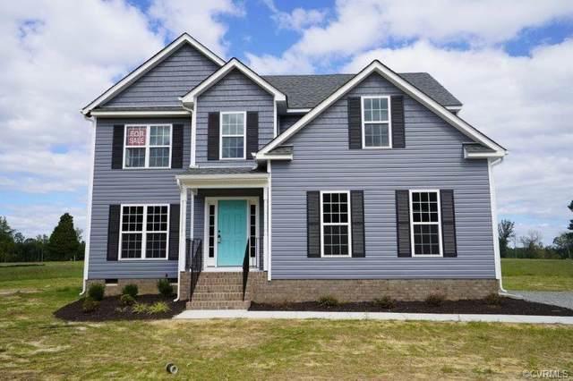 3776 Robert Field Lane, Quinton, VA 23141 (MLS #2100182) :: Village Concepts Realty Group