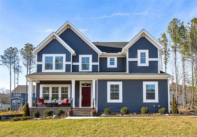 8412 Tallion Way, Chesterfield, VA 23832 (MLS #2100184) :: Village Concepts Realty Group