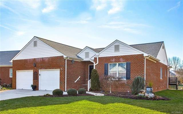 4913 Lakemere Court, North Chesterfield, VA 23234 (MLS #2100206) :: The Redux Group