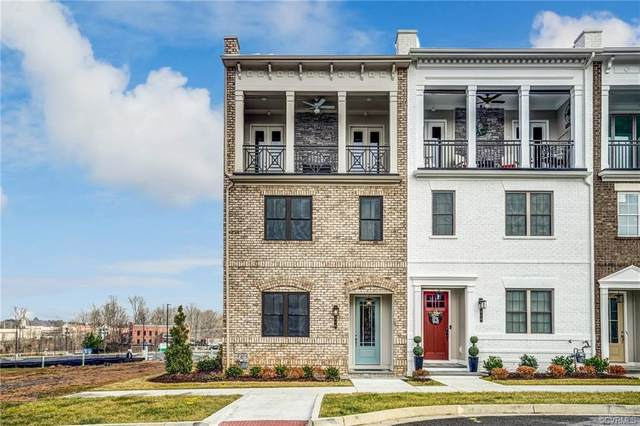 316 Becklow Avenue #177, Henrico, VA 23233 (MLS #2100209) :: The Redux Group