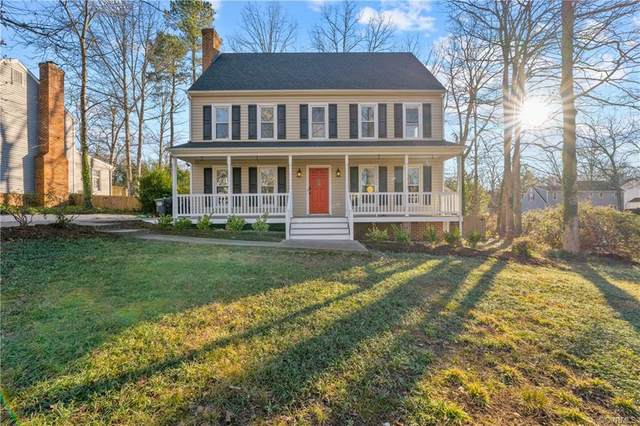 13131 Glenmeadow Court, Midlothian, VA 23114 (MLS #2100213) :: Village Concepts Realty Group