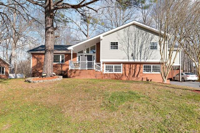 7174 Barkbridge Road, Chesterfield, VA 23832 (MLS #2100233) :: Village Concepts Realty Group